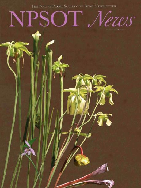 Native Plant Society of Texas magazine