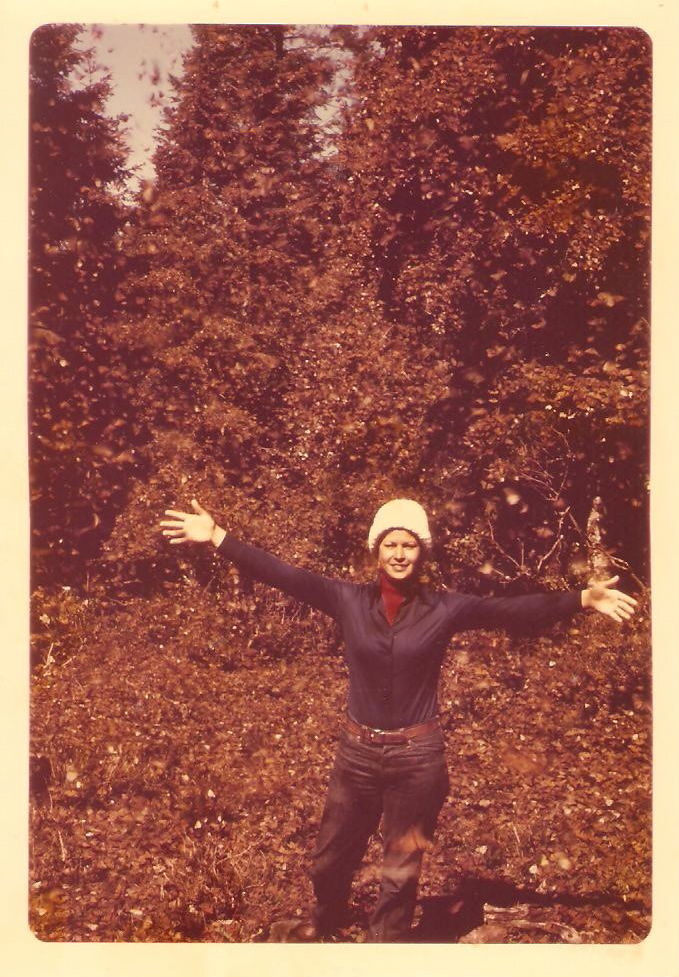 Catalina Trail, always a bit of a free spirit, traveled the hemisphere in the 70s.