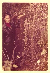 Catalina Trail, A Founder of Monarch Butterfly Overwintering Sites, 1975