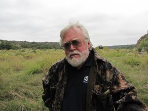 Dr. Chip Taylor, Founder of Monarch Watch