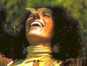 "Maraleen Manos-Jones, ""Butterfly Lady"""