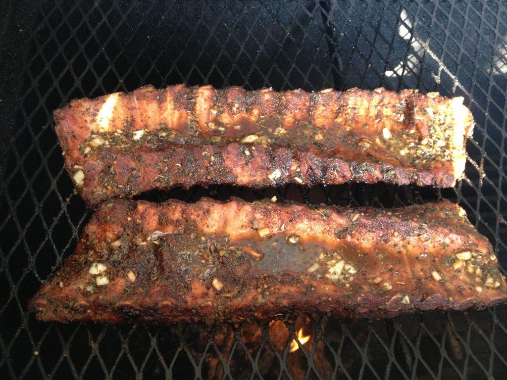 Baby Back ribs--Yeah!