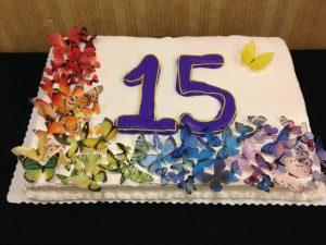 Happy birthday, Butterfly biz!