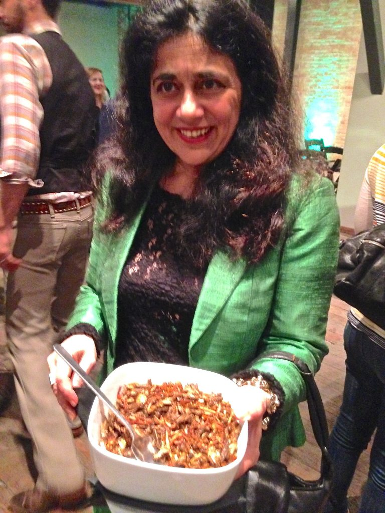 Aruna Handa, Alimentary Initiatives