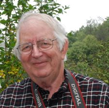 Dr. Lincoln Brower--photo via Monarch Butterfly Fund