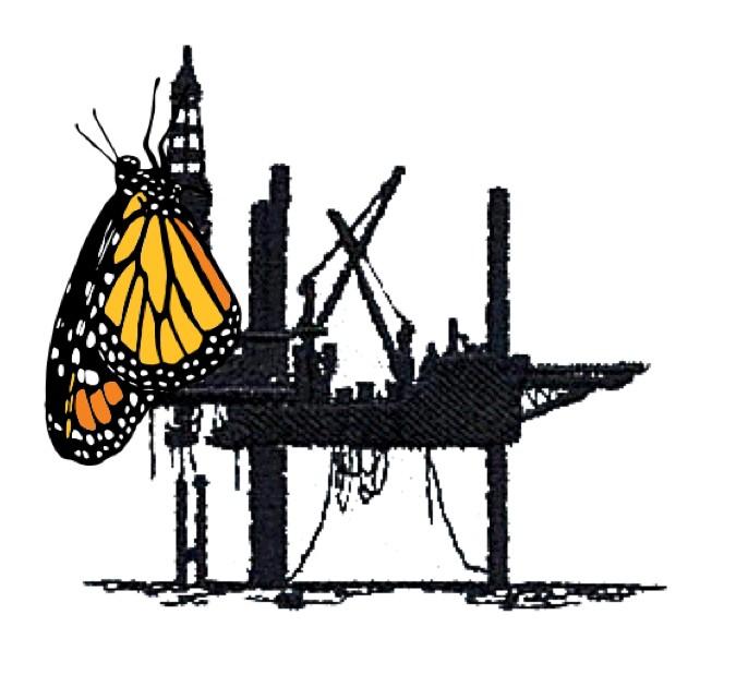 Monarchs on oil rigs app