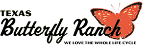 Texas Butterfly Ranch Logo