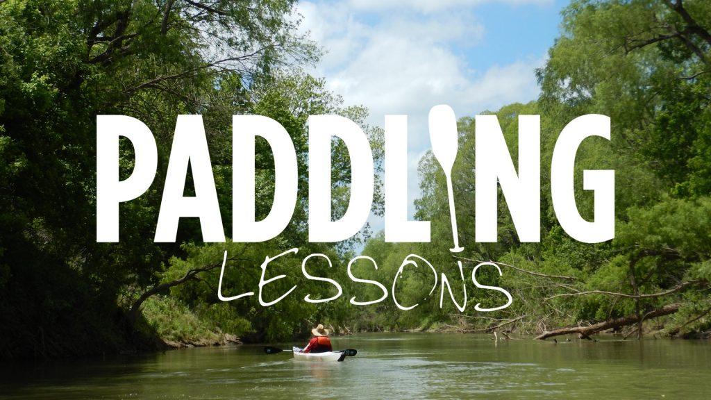 Paddling Lessons