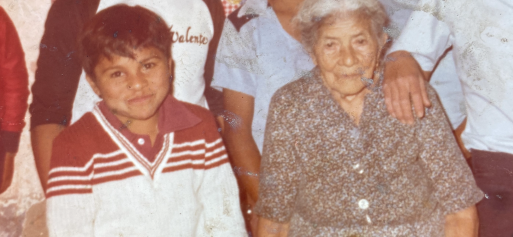 Arturo and Abueloa