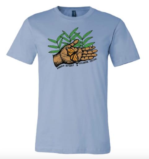 Monarch Butterfly & Pollinator Festival T-Shirt